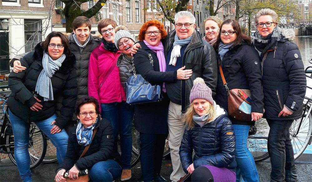 ACU in Amsterdam